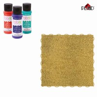 Fabric Creations Ink Metallic Pure Gold 26187