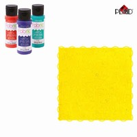 Fabric Creations Ink Real Yellow 25985
