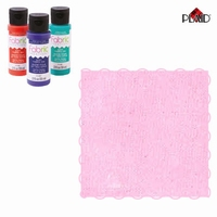 Fabric Creations Ink Carnation (roze) 25974