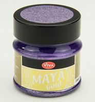 Viva Decor Maya Gold 1232.501.34 Flieder