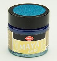 Viva Decor Maya Gold 1232.650.34 Turkis