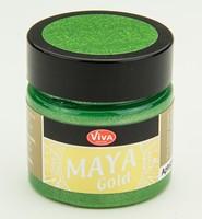 Viva Decor Maya Gold 1232.702.34 Apfelgrun