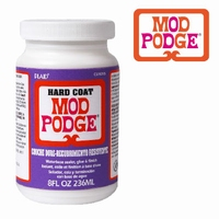 Mod Podge CS11245 Hard Coat 8oz.