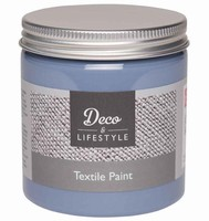 Deco&Lifestyle Textile Paint 24305 Antique Blue 230ml