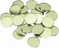 Deco spiegeltjes Groen 218022077 Knorr Prandell 1,8cm/48stuks