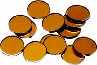 Deco spiegeltjes Oranje 218022072 Knorr Prandell