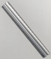 Liniaal aluminium 20cm-8inch H&C12079-7920
