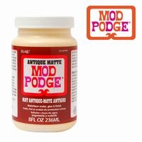 Mod Podge CS12948 Antique matte sealer, glue, finish