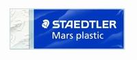 Staedtler Mars plastic gom 526.50 latex vrij 65x23x13mm