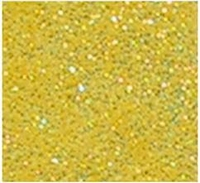 Sandy Art Brilliant glitterzand 5.0005 Geel 25 gram