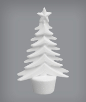 Styropor Kerstboom klein BOV.OAPALN