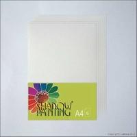 Shadowpainting papier SP0101 A4-6vel A4/6vel