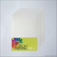 Shadowpainting papier SP0102 A5-12vel A5/12vel