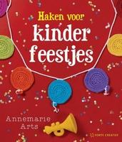 Annemarie Arts, Haken voor kinderfeestjes paperback