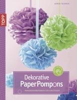 Boek: Dekorative Paper Pompons, Armin Taubner TOPP3970
