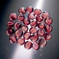Glorex Glasnuggets ca. 20mm serie 686013-04 Pink circa 200gram
