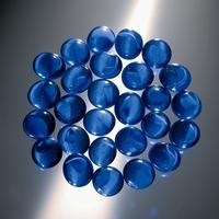 Glorex Glasnuggets ca. 20mm serie 686013-06 Blauw circa 200gram