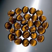 Glorex Glasnuggets ca. 20mm serie 686013-08 Bruin circa 200gram