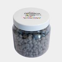 Glasmozaiek Colourful Dots 500gram 1012104 Grijs
