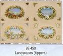 Soft papier landscapes kippers special 99.450 50 x 70 cm