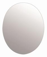 Spiegel ovaal 10x12,5cm zilver 1 stuks Hobbytime6243030