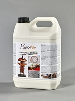 Powertex textielverharder Ivoor 5 liter 0039