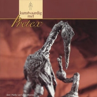 Kunstfertig mit Pretex (Duitse versie) paperback