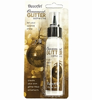 DecoArt Ornament glitter adhesive