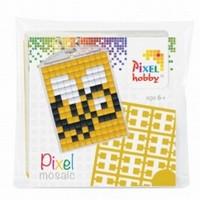 Pixelhobby medaillon startset: 23014 Bij