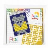 Pixelhobby medaillon startset: 23008 Muis