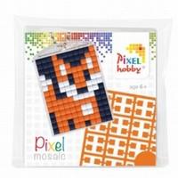 Pixelhobby 23001 medaillon startset Vosje