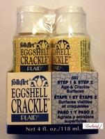 FolkArt 692 Eggshell crackle 2 step