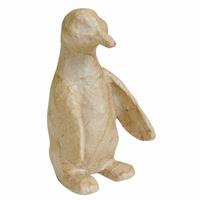 Decopatch AP117 papier mache Pinguin ca.11cm 11,5x6,5x6,8cm
