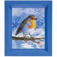 Pixelhobby geschenkverpakking 31234 Roodborstje