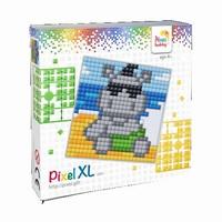 Pixel XL set 41006 Nijlpaardje