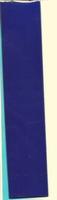 636 Friendly Plastic/Plast.Magique Violet/Black 18x4cm