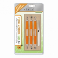 Tonic Studio's 266E Floral Crafters Toolset embossing set