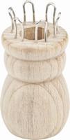 Knorr Prandell 80578-69 houten Punnikklosje 6 haken