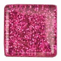Glittermozaiek Soft Glas Pink RD-7060.490 10mm/ca200stuks