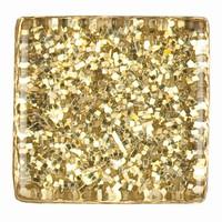 Glittermozaiek Soft Glas Champagner RD-7060.470 10mm/ca200stuks