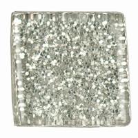 Glittermozaiek Soft Glas Silber RD-7060.465