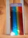 Scrapito folie multi zilver 10 x 25 cm