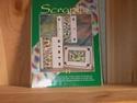 Scrapito set nr 11 mozaiek 10 x 21 cm