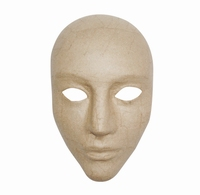 Decopatch papier mache masker: AC3630 Integral