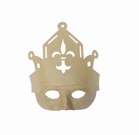 Decopatch papier mache masker: AC3090 King