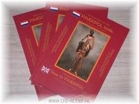 Het grote stap voor stap Paverpol boek, Jossy de Roode  A4 gebonden