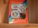 Scrapito set nr 6 Kerstkaarsen 10 x 21 cm
