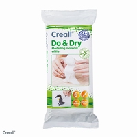 Creall Do&Dry 26000 zelfhardende klei: Wit