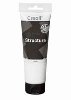 Creall acrylverf medium: 40037 Structuurpaste grof (coarse)