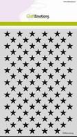 Mask Stencil CE185070_1238 Achtergrond Sterren